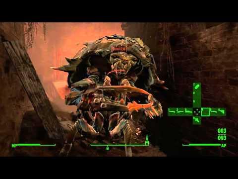 Fallout 4 - Part 34 - Massachusetts State House - Mirelurk Queen [PC 1080p 60fps]