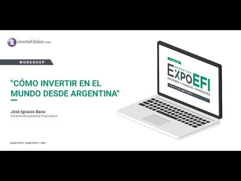Como invertir en forex desde argentina