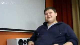 Видеоконференция с Александром Порядинским