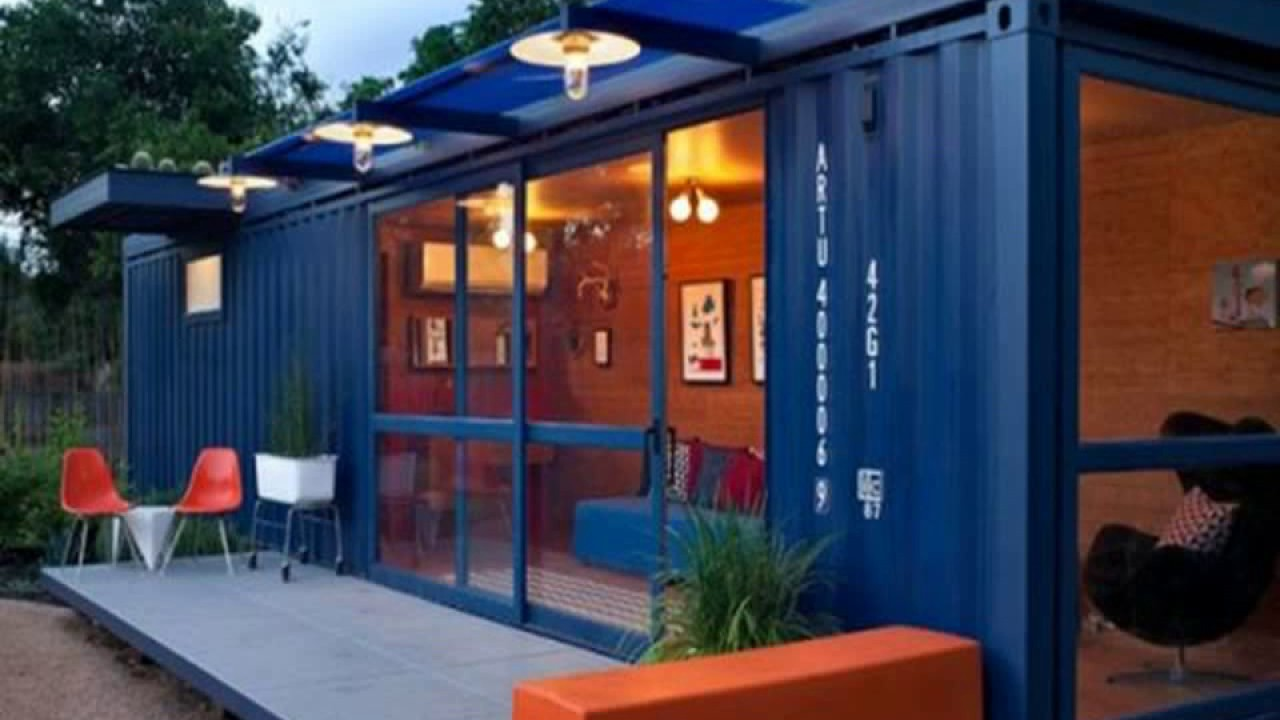 Container Haus London Shipping Container House Jamaica