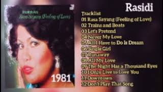 SHARIFAH AINI _ RASA SAYANG (FEELING OF LOVE) (1981) _ FULL ALBUM