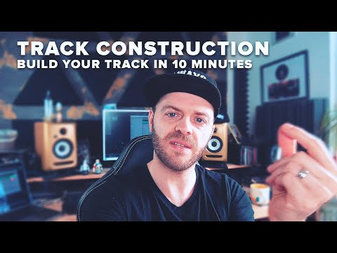 How To Make Trance: Fast And Easy Track Construction | How To Build Your Track