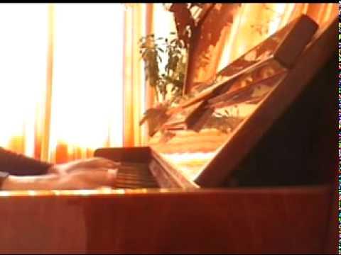 D.Gray Man - Healing Spirit (Piano)