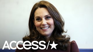 Kate Middleton Uses Art To Remind People About