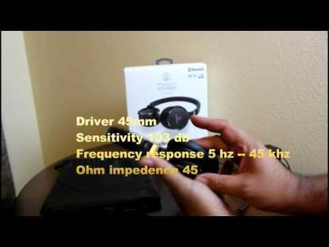 Audio Technica ATH Sr5bt