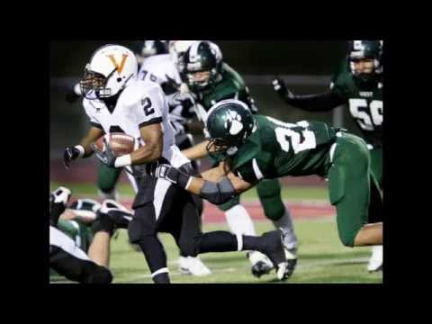 Sioux City West High Football Highlights
