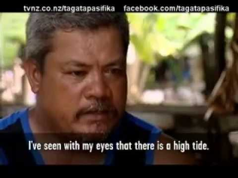 Part 1 of 3 Tuvalu Special - King Tides Festival and the damage climate change is having