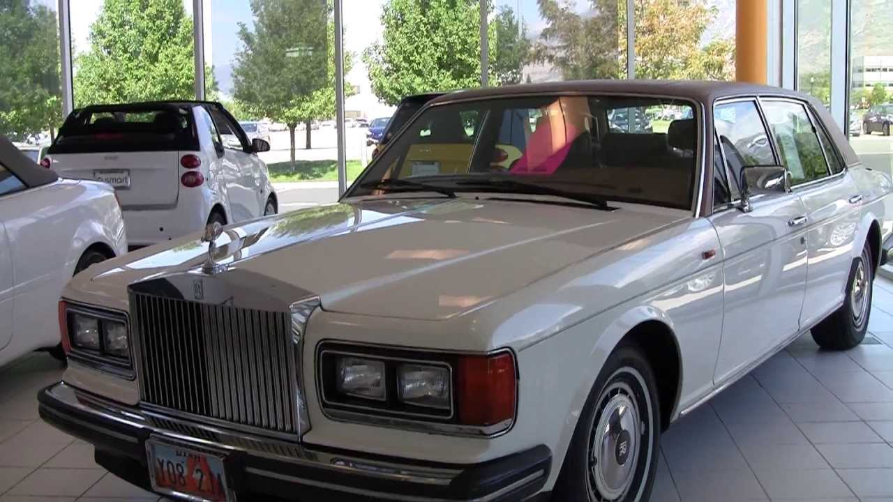 Rolls Royce 1991 Silver Spur 2 MCX34833