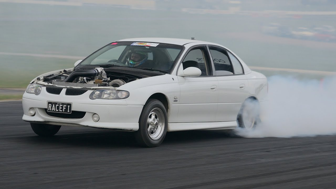 Turbo LS1 VX Commodore ~ by RACEFI