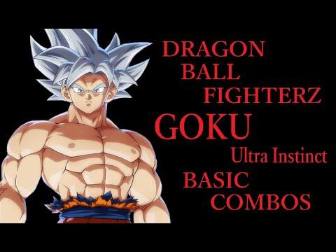 【s3】dragon-ball-fighterz-goku(ultra-instinct)-basic-combos【ドラゴンボールファイターズ-悟空(身勝手の極意)-基礎コンボ-】
