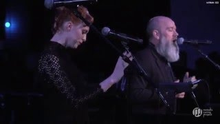 Michael Stipe & Karen Elson Ashes to Ashes (David Bowie cover)