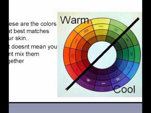 Makeup Color Wheel