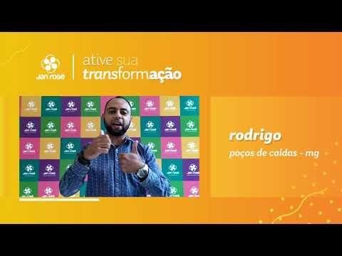 18Ative sua Transformação - Rodrigo