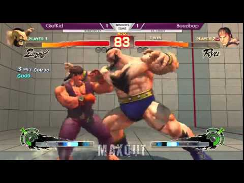 MAXOUT 2282015  Ultra Street Fighter IV Tournament
