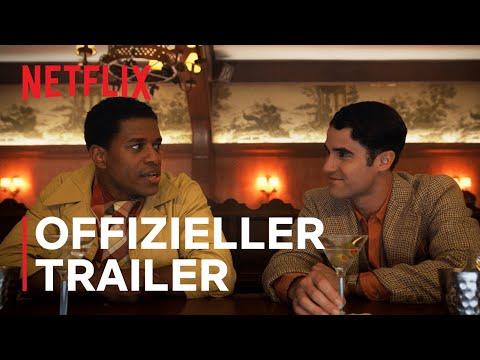 Hollywood | Offizieller Trailer | Netflix