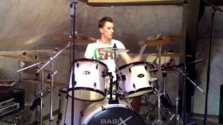 Cinema - Skrillex | Drum Cover by KaotikDrum [HQ]