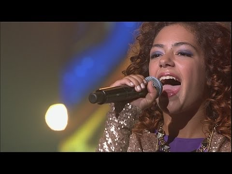 Dali - Mijn eigen lied | Tweede halve finale Junior Songfestival 2013 HD