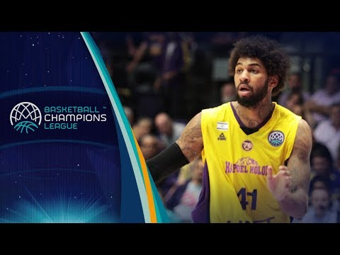 Glen Rice Jr. looks confident with a double-double against Enisey!