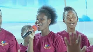 CHRIST FOLLOWERS kisii PERFORMING LIVE (mateso song)at CENTRAL CHURCH NAKURU