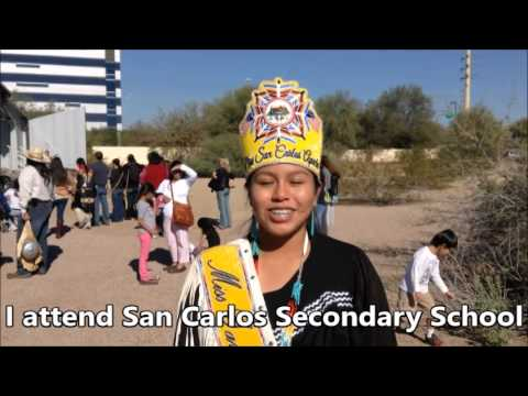Introduction in the Western Apache Language