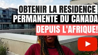 Residence permanente/Mon projet Quebec 2016: Cameroun, Afrique, Europe, Amerique, Asie....