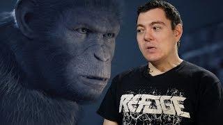 Planet of the Apes: Last Frontier - Почти кино и почти игра по Планете Обезьян (Обзор/Мнение/Review)