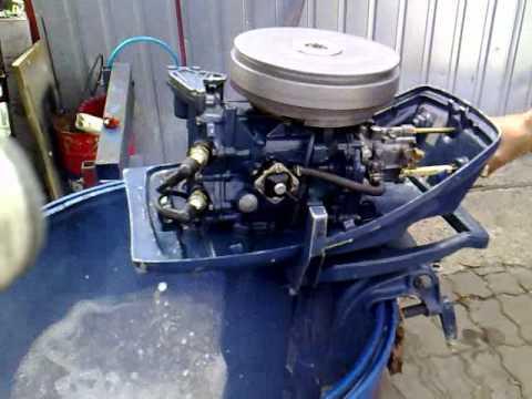Evinrude 6 hp pee hole