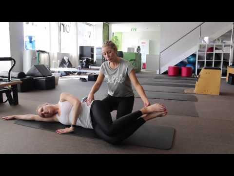 Full Body Tone  10 Minute Post Natal Pilates Workout