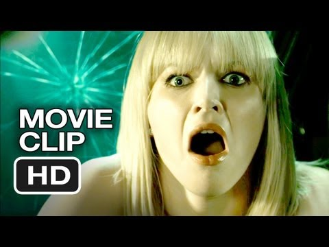 Bait 3D Movie CLIP - Not Equipped (2012) - Shark Movie HD