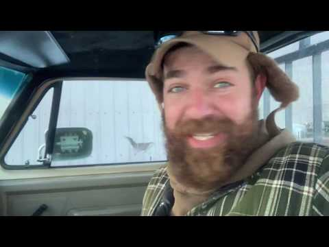 Saskatchewan Farm Trucks