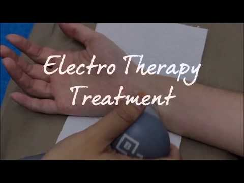 Electrotherapy at Aster Physiotherapy Centre