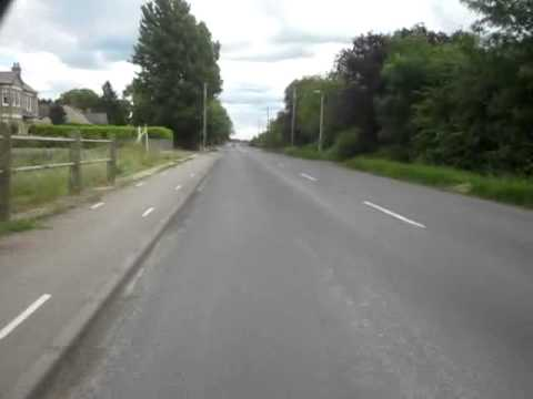 Cycling Examples - AV59 HSE Too Close At Speed