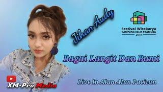Gambar cover Bagai Langit Dan Bumi - Jihan Audy live in Alun-Alun Pacitan 2019