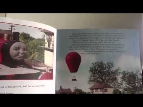 James And The Red Balloon By Campeon And Dad Youtube