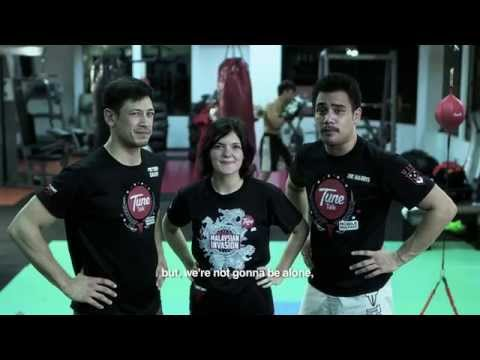 Tune Talk Mixed Martial A'rr | Malaysia #MIMMA | MMA Fighters