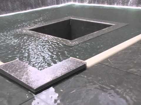 World Trade Center memorial ghost voice