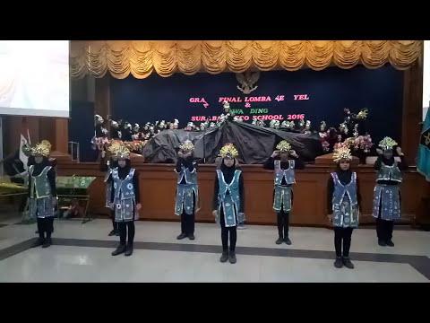 Grand Final Yel-yel Lingkungan Hidup SES 2016 -SMAN 8 Surabaya