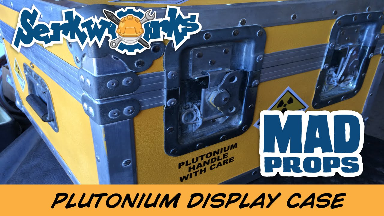 new product 19405 4f675 ... Mad Props Plutonium Display Case  Nike Mag ...