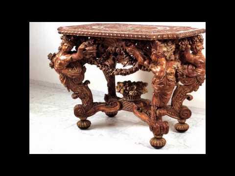 Мебель под старину своими руками.