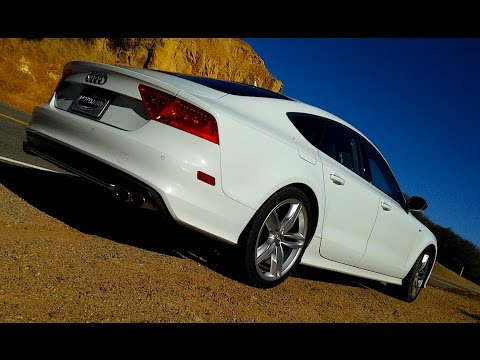 2015 Audi S7 SHAKE DOWN – A Discussion with MotoMan on Factory Go Fast Hot Rods