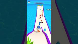 EVOLVING RUN 🌈😱🔥 Gameplay All Levels Walkthrough Android, iOS New Game Update Max Update lvl #Shorts