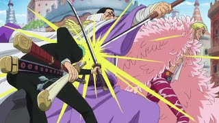 Video Zoro Vs Fujitora [Full Fight] - One Piece Eng Sub [HD] download MP3, 3GP, MP4, WEBM, AVI, FLV Mei 2018
