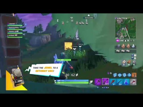 Fornite getaway with