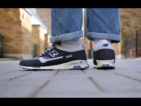 New Balance 1500 OG 'Navy' Review & On Feet *30th Anniversary - 2019*