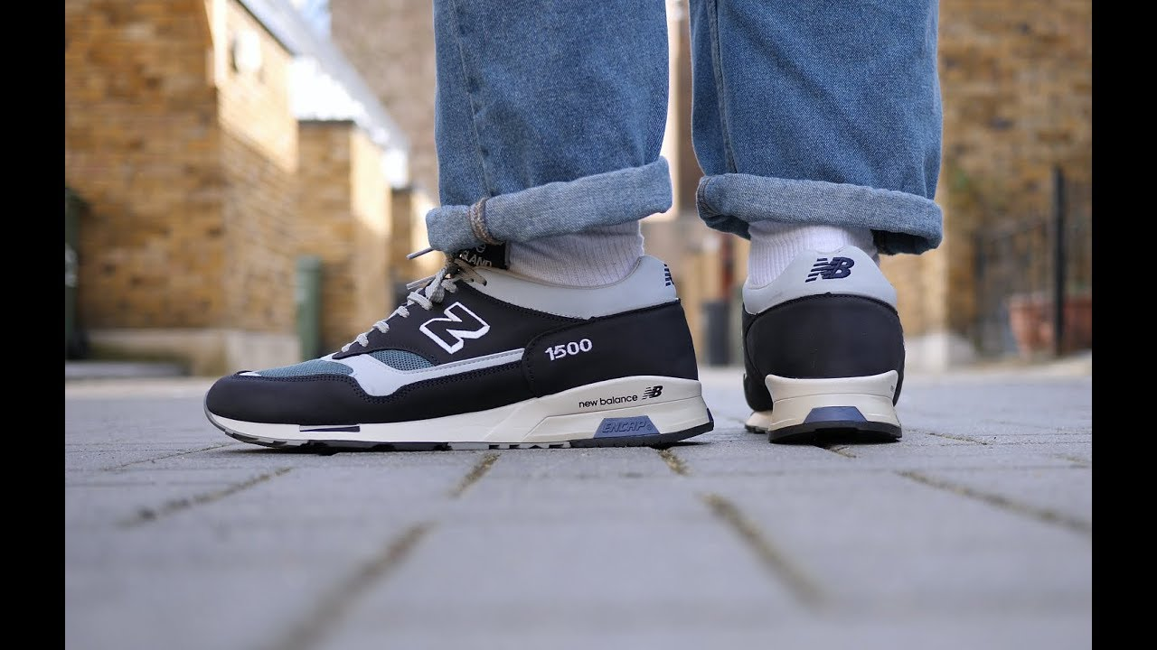new arrival 4d8ee fe68c New Balance 1500 OG 'Navy' Review & On Feet *30th Anniversary - 2019*