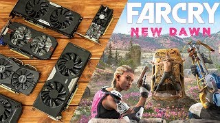 Far Cry New Dawn Benchmarks With Budget Graphics Cards