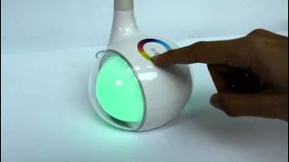 Living Color Light Table Lamp
