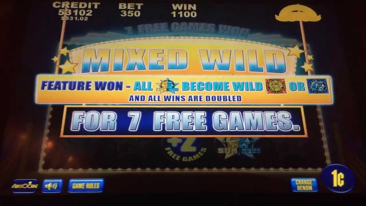Wolf slot machine