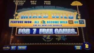 VIP All Stars Slot Machine Bonus-Sun & Moon-Geisha-retrigger-Aristocrat
