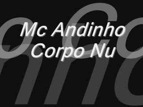 mc andinho - Corpo Nu